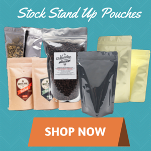 stock stand up pouches