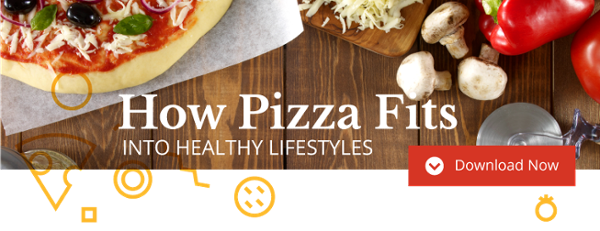 How Pizza Fits Into Healthy Lifestyles