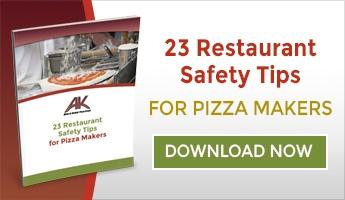 23 Restaurant Safety Tips for Pizza Makers