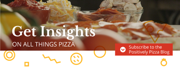 Subscribe to the Positively Pizza Blog