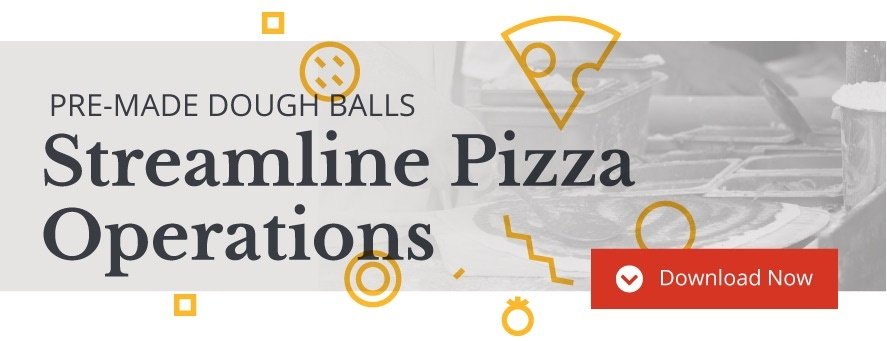 Pizzeria Kitchen Operations Infographics