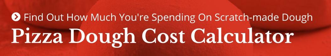 Pizza Dough Cost Calculator