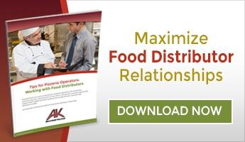 Working with Food Distributors Tip Sheet