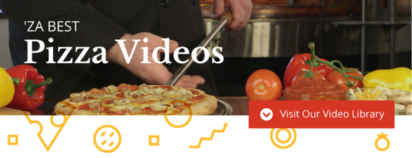 'Za Best Pizza Videos - Visit Our Video Library