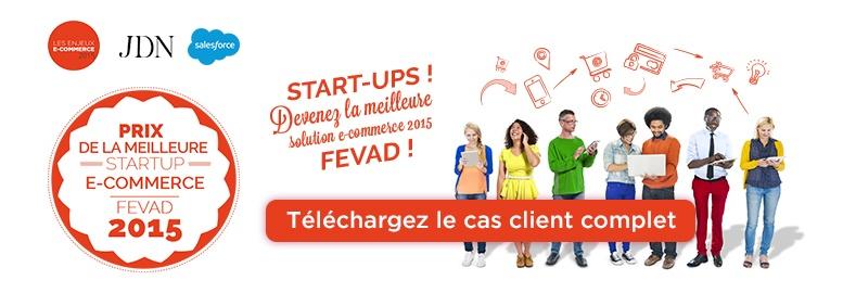 Cas client - Les solutions e-commerce 2015