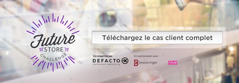 Cas client - Future store challenge