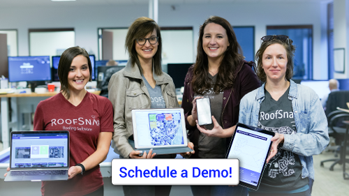 Schedule a live demo with our team!