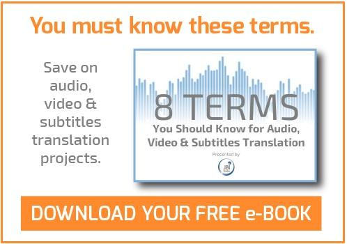 8 Audio, Video & Subtitles Terms You Should Know