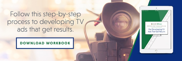 Step-by-step Process to for Developing TV ads that get results