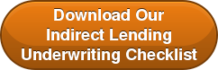 Indirect lending checklist underwriting