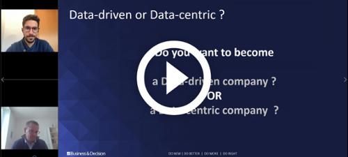 Data Centric Company