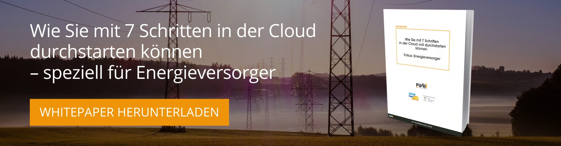 Whitepaper Cloud für Energieversorger