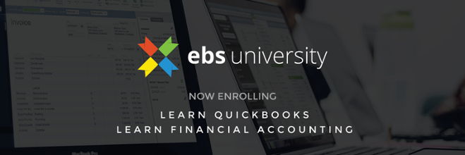 now enrolling students - ebs University 14-week training courses