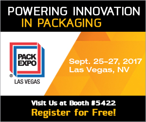 Pack Expo Las Vegas 2017