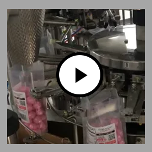 rotary-premade-pouch-machine-gumballs-packaging