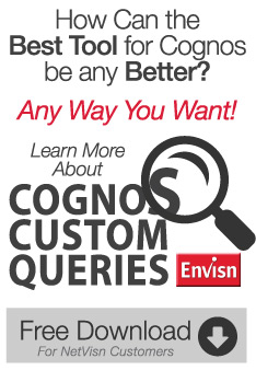 cognos custom queries free download