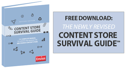 free download: The Content Store Survival Guide, newly revised