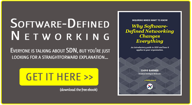 Software Defined Networking ebook