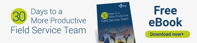 30 Days to a More Productive Field Service Team