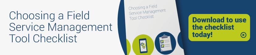 Choosing a FSM Tool Checklist