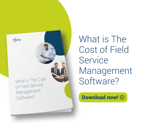 Cost of Field Service Management Software