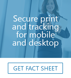 secure mobile printing for legal industry