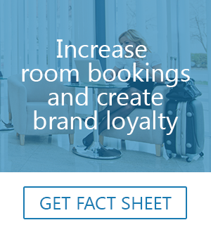secure mobile printing for hospitality