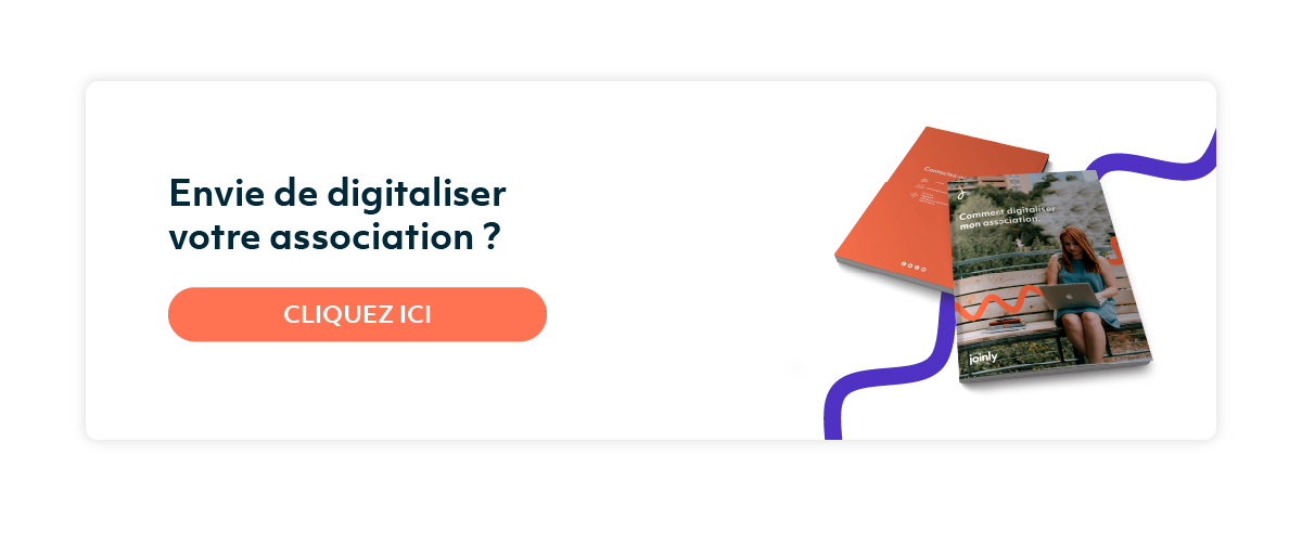 Digitalisez votre association