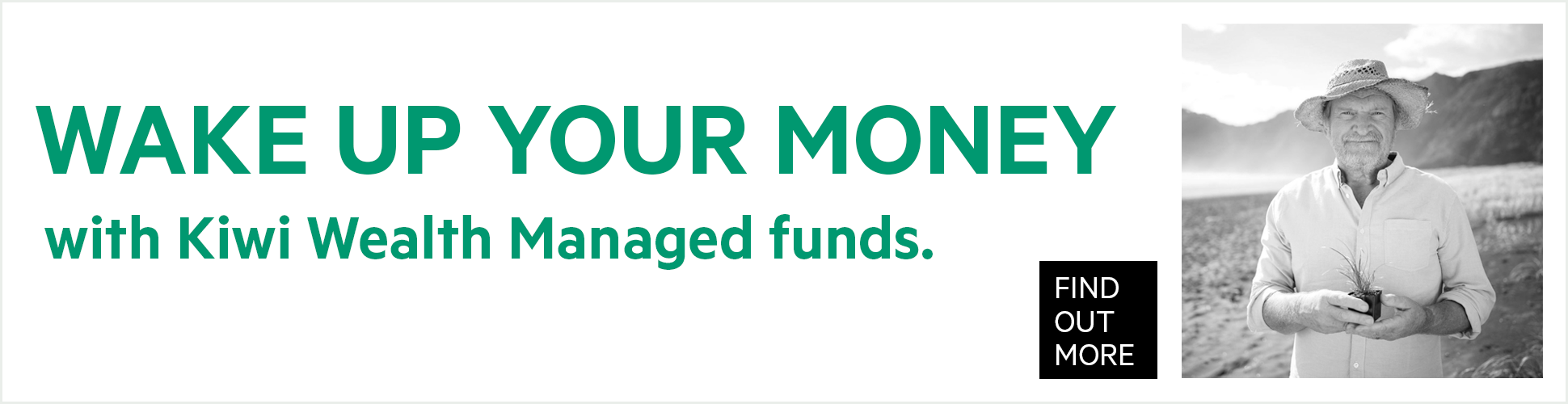kiwi wealth managed funds product banner - landscape