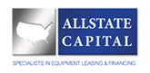 Allstate Capital Logo und Link