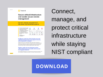 Secure critical infrastructure with Airwall