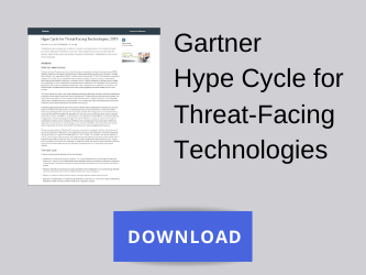 Download Gartner Hype Cycle for Threat-Facing Technologies