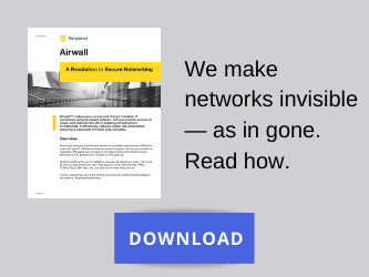 Download Airwall whitepaper - we make networks invisible