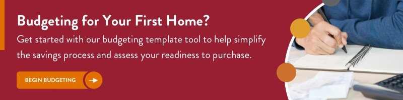 Saving for Your First Home?