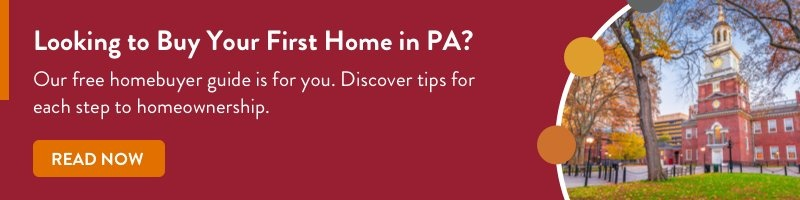 Guide for First Time Homebuyers in Pennsylvania