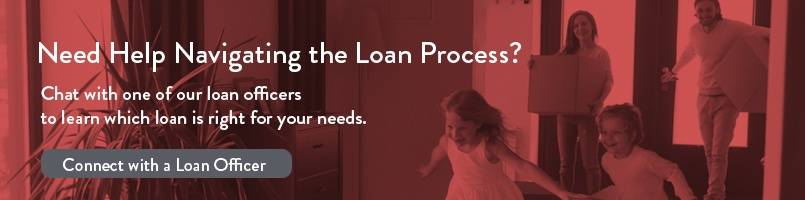 connect with a loan officer