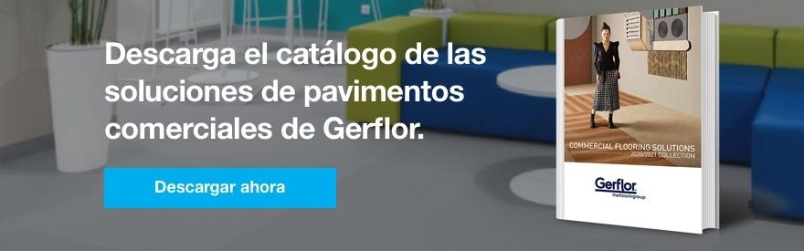 Descarga el catálogo de las soluciones de pavimentos comerciales de Gerflor.