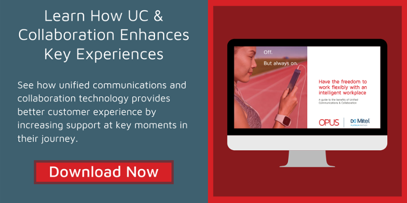 Discover how Unified Communications and Collaboration enhances key experiences in this guide.