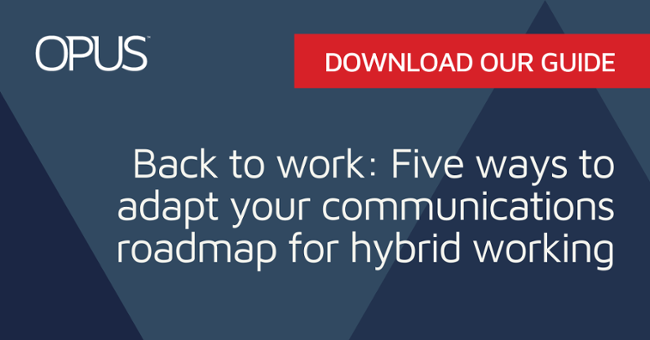Discover 5 Ways to Adapt Your Business Communications Roadmap for 2021 and Beyond