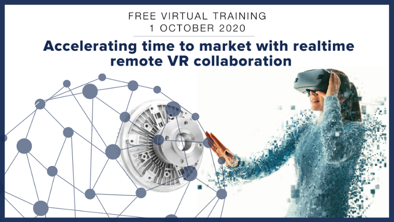 Accelerating Time to Market with realtime remote VR Collaboration