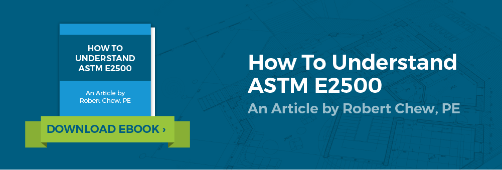 How to Understand ASTM E2500