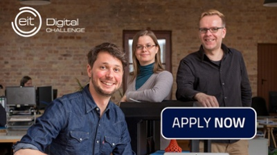EIT Digital Challenge - Apply now