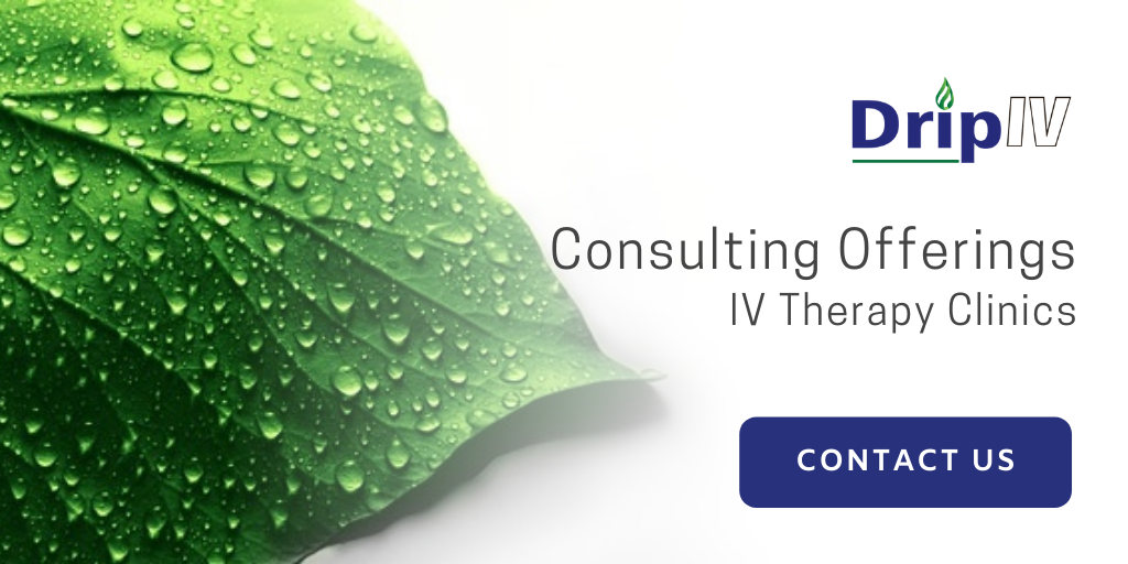 Drip IV | Consulting Offerings