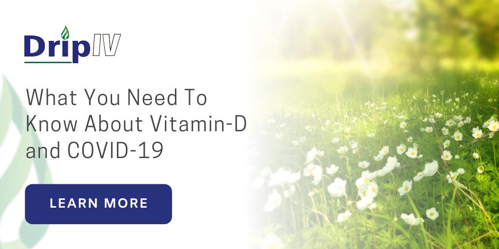 Covid Vitamin D | Drip IV | Lafayette, LA