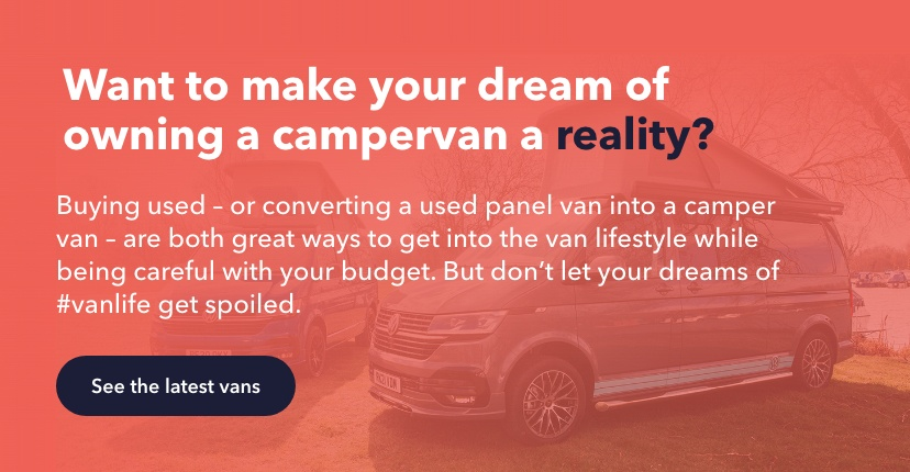 Want to make your dream of owning a camper van a reality?