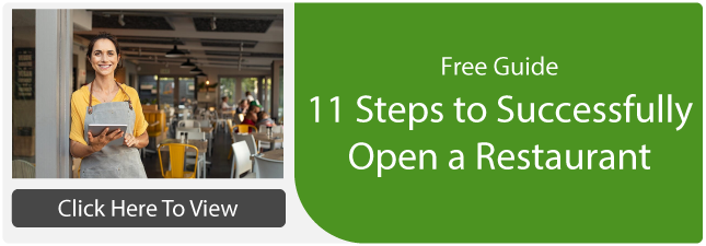 11 Steps to Successfully Open a Restaurant