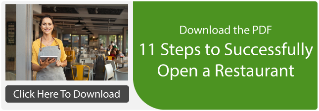 Download 11 Steps to Successfully Open a Restaurant