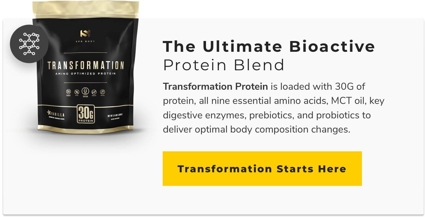 Try Transformation Protein Now