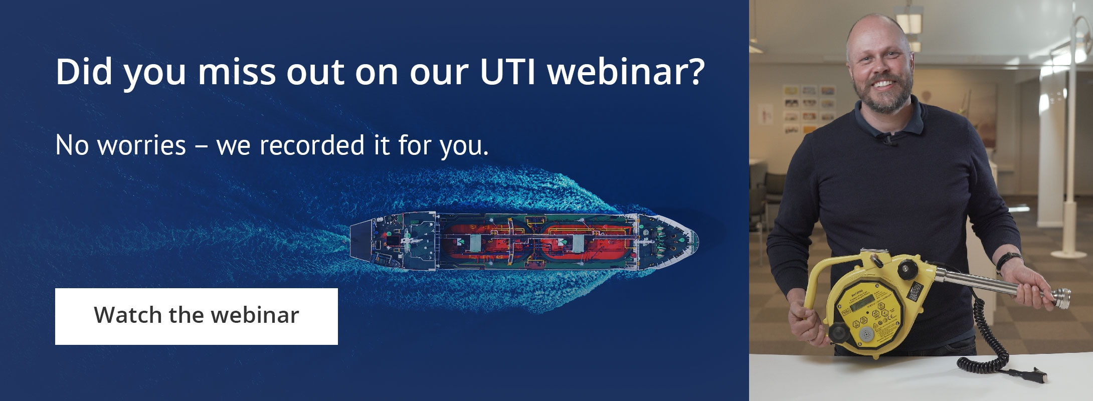 Did you miss out on our UTI webinar? Watch the replay here!
