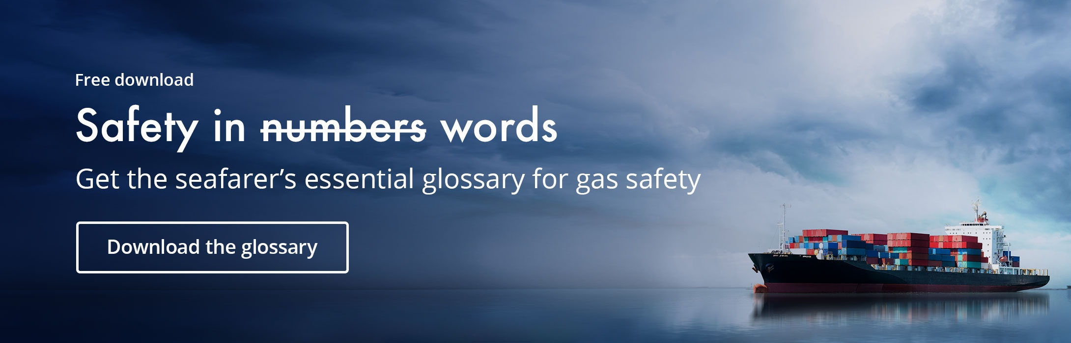 Download the seafarer´s essential glossary